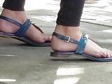 Candit feet