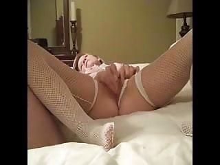Slutty Wife Talks to Cuckold Hubby about Much Bigger Cocks