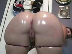 Seksowny tyłek PAWG