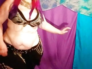 Bbw Stockings video: SSBBW Sensual dance