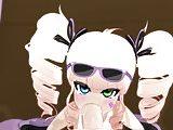3D Hentai - Mantis X A Patootsy Blowjob