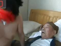 dwóch dziadków, dziwek i alfonsa