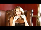 Keeley Hazell photoshoot and interview