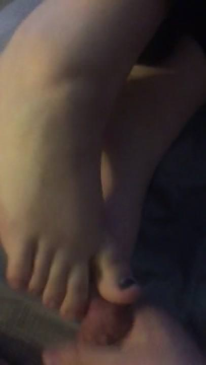Teen,Foot Fetish,HD Videos,Footjob
