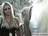 Jessie Volt Erik Everhard - Skip Trace Scene 5 - Digital Pla