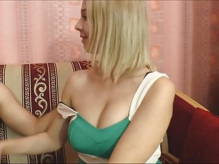 Hairy Blonde Girl Has a Sweet Fuck