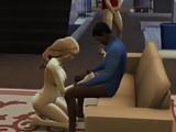 Interracial Cuckold Sims 01