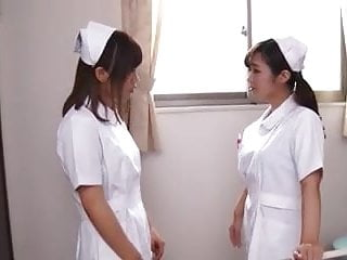 Asian Kissing Nurses video: Japanese Nurses
