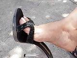 Feet to cum #1
