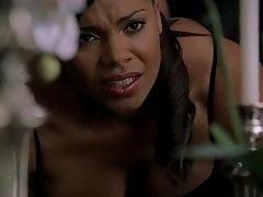 SANAA LATHAN NO SOUND IN 'NIP TUCK' DOGGYSTYLE S04 E07 LOOP