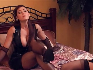 Stockings Lingerie video: CONSTANCE EDUQUE ANTONINA