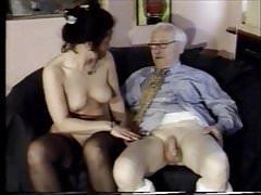 Oldman ssać i pieprzyć