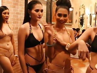 Asian Voyeur Thai video: Thai Fashion show backstage