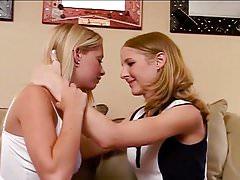 Teen lesbische Verblendung