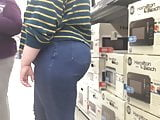 Big Ass BBW PAWG in Jeans