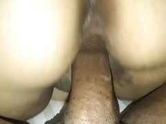 DaCaptainAndMimosa In REVERSE COWGIRL LOGS 3