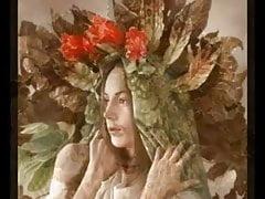 Arte sensuale erotica surreale di Johnny Palacios Hidalgo