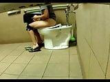 Sexy Toilet Girl 19