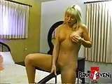 BRUCE SEVEN - Yvonne Plays With Her Pussy