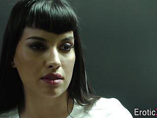 Facials Big Cock Busty video: Busty latina rides boss