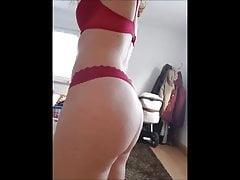 Ex-Freundin nackt
