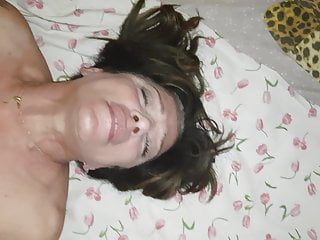 Cuckold Brunette Milf video: Slut Lety fucked whore smashed
