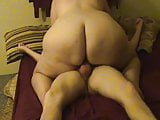 BBW Cowgirl Riding