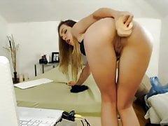 hard anale skinny gape fart rumeno slut