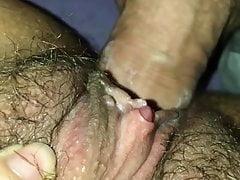 Chiuda sulla penetrazione a caldo