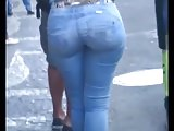 Perfect ass in jeans #2