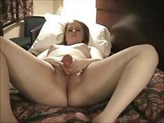 Horny Fat CHubby Teen ama molto l'orgasmo negli hotel