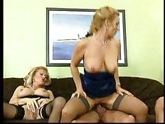 German Milf Orgy