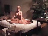 Massage with oil - part 1