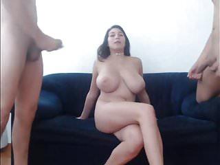 Chubby slut liara making a show 2