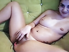 Teenager in cam