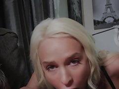 Gorgeous Teen Emma Hix Sucking Hard Dick POV Style