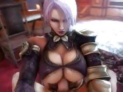 3D Tittyfucking