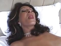 Hot Latina MILF Anal