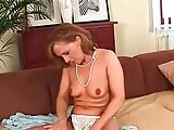 GILF Getting Drilled