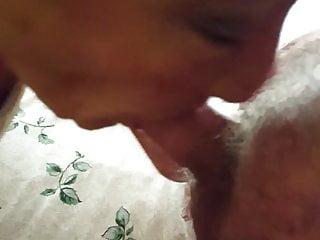 74 year old cocksucker