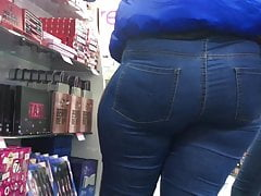 Hot Jeans Ass 7 (Mega Booty)