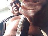 Big Black Dick Getting Ready