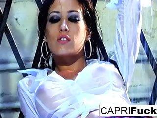 Big Tits Babe Hd Videos video: Hottie Capri gets fucked hard by Keni