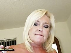 The POV FUCK And FACIAL With Ms Paris Rose