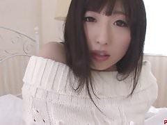 Arisa Nakano coño afeitado apretado jodido