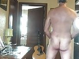 My 1st striptease vid 4 all curious ladies, please do enjoy!