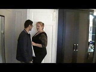Amateur Bbw Big Tits video: Cheatin' in Paris