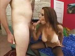 Hairy Pussy MILF Selena Steele