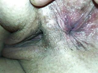 Amateur Fingering Milf video: ANAL PLAY(CLOSE UP)