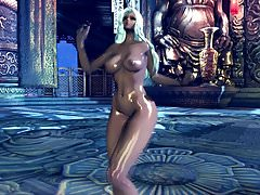 Blade and soul nude